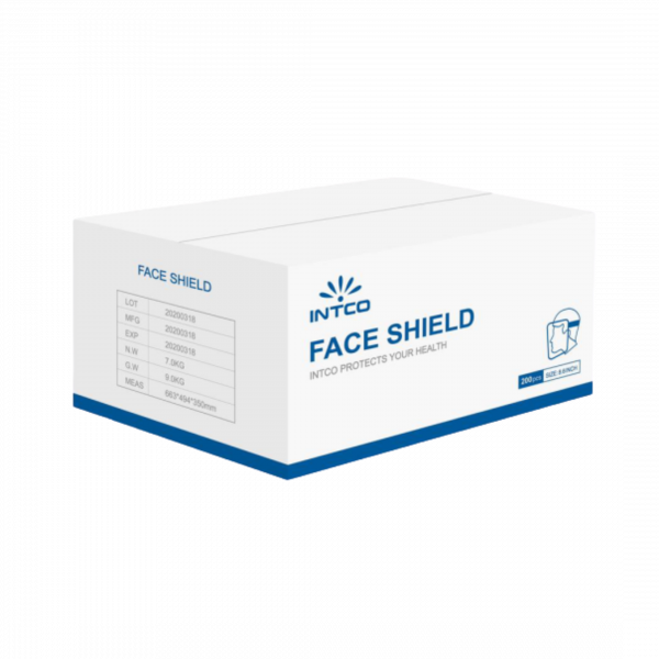 Face Shield Box