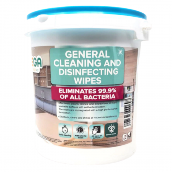 General Cleaning and Disinfecting wipes