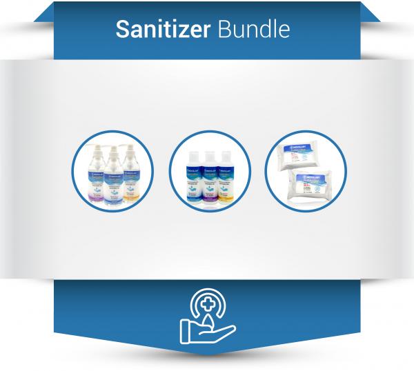 Sanitizer Bundle